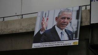 Ethiopia prepares for Barack Obama