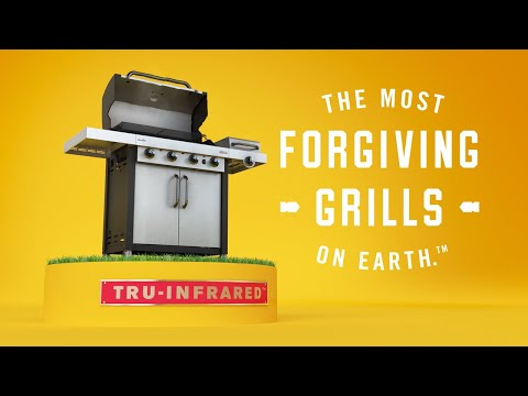 Char-Broil: The Most Forgiving Grills On Earth
