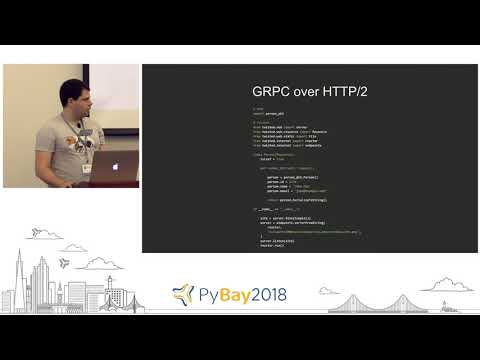 High Performance Python Microservice Communication | Joe