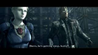 Resident Evil 5 PC Mod - Wesker with Real Dodges Playable (Wesker vs. Wesker)