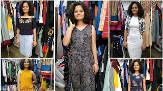 Low price, good quality tops shopping in Ameerpet || Disha Fashion Factory