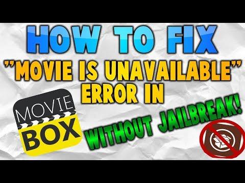 iOS 10 Movie Box APP FIX NO JAILBREAK!!! UPDATED