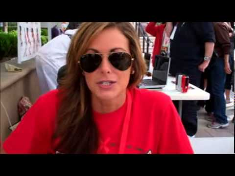 Survivor Oz - Chelsea Meissner Interview Reality Rally 2013