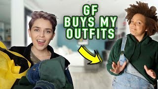 GIRLFRIEND BUYS MY OUTFITS! Pt. 2