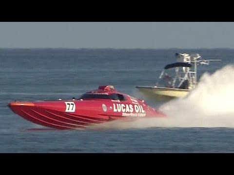 Powerboat Racers Claim Key West-to-Cuba Time Record