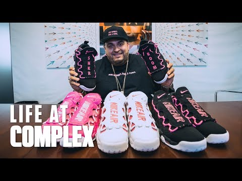 EXCLUSIVE NIKE COLLAB FOR BREAST CANCER CHARITY! | #LIFEATCOMPLEX