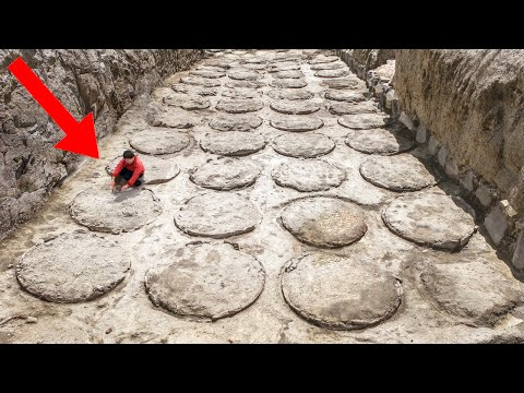 9 Most Mysterious Recent Archaeological Finds!