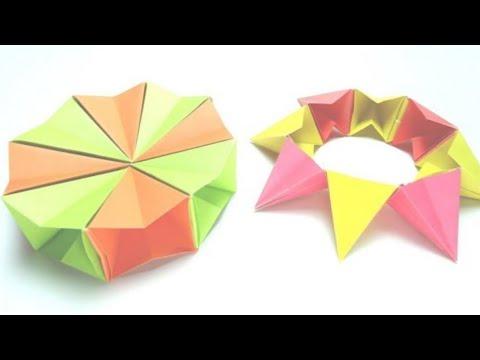 Origami Magic Circle(How to make an Origami Magic Circle) Magic-01
