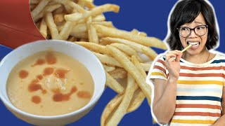 Leftover FRENCH FRY SOUP - How to Make an Almost FREE Meal