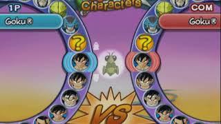 Dragon Ball Z Budokai 3 - Gogeta SSJ4 VS Omega Shenron [TAS]