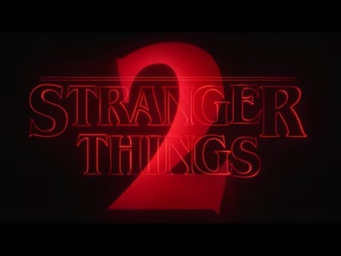 Stranger Things 2 Soundtrack