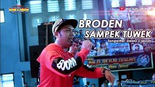Gambar cover Broden - Sampek Tuwek Koplo NEW PALLAPA (LIVE) SPECIAL MILAD Jihan Audy 16th