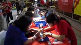 Maker Faire Tainan 2014_learn to solder