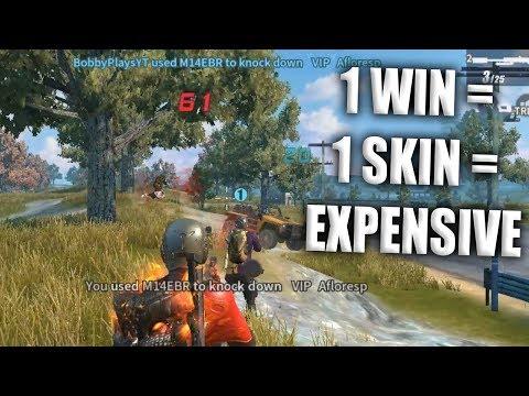 Trip Keeps Making Me Buy Skins - Rules of Survival PC Gameplay