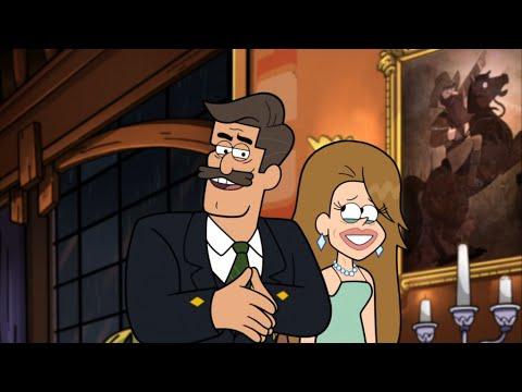 Souvenirs de Gravity Falls Saison 2 Épisode 3 - Mini Golf, Maxi Teignes - Gravity Falls VF