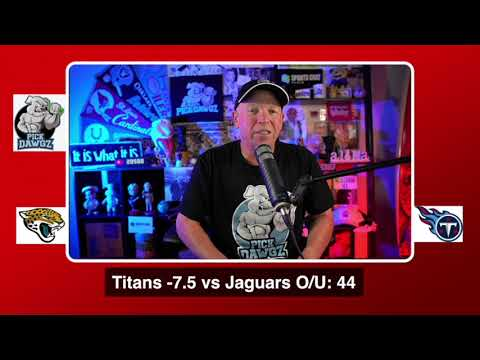 Tennessee Titans vs Jacksonville Jaguars NFL Pick and Prediction 9/20/20 Week 2 NFL Betting Tips