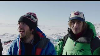 Journey to Greenland / Le Voyage au Groenland (2016) - Trailer (English Subs)