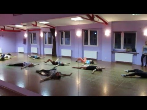 Mateusz Adamczk class. Choreography & improv - 'I've Told You Now'