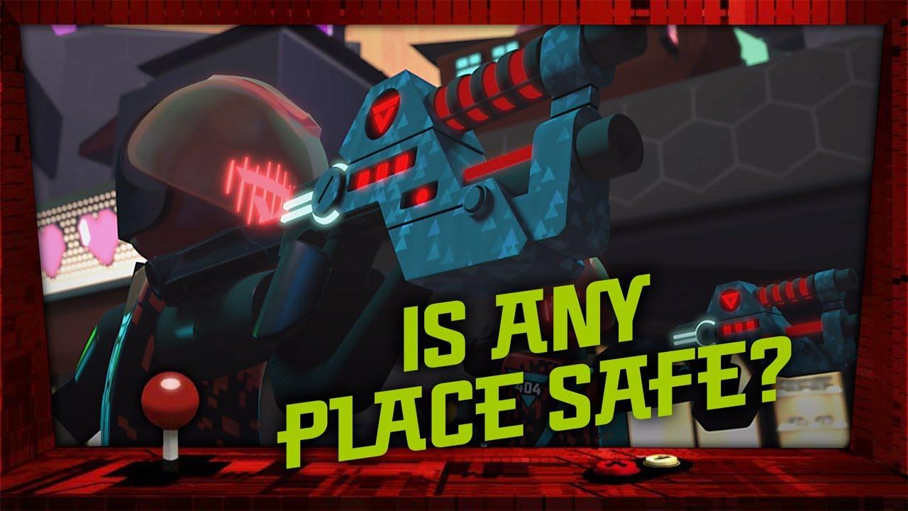 Prime Empire Original Shorts: Manhunt (part 3) - LEGO ...