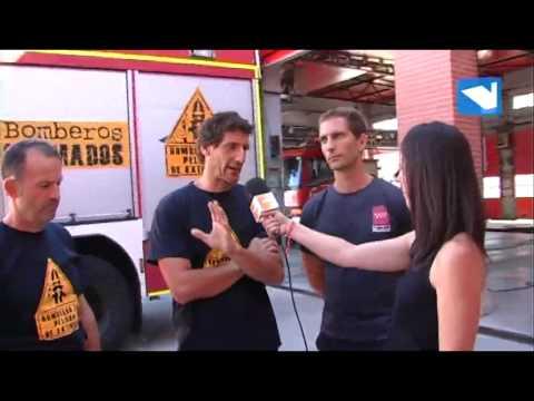 El parque de bomberos de Collado Villalba de nuevo bajo mínimos
