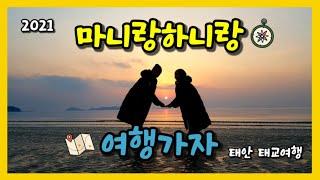 [여행가자] 태안 태교여행 (청포대 해수욕장, 신두리 …