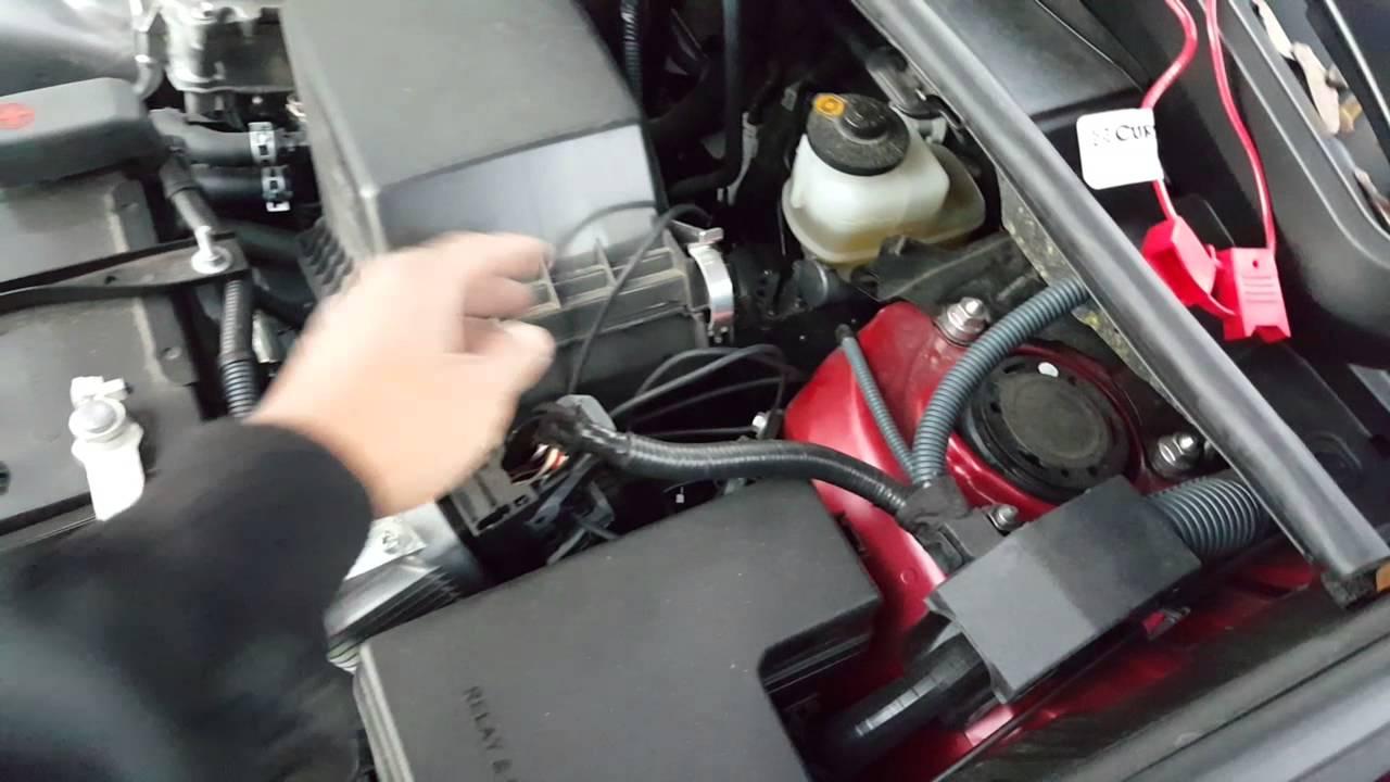 medium resolution of how to install curt 56166 on toyota rav4 2015 part 5 wiring