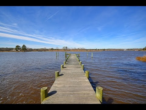 Saddle Creek Berlin MD Waterfront Building Lot 3 For Sale