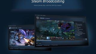 Как записывать/смотреть стримы через Steam (How to record / watch the stream in Steam)(Если вам понравилось, просто нажмите на рекламу в видео, буду вам очень благодарен! ЧИТАЙТЕ ОПИСАНИЕ 1.Заход..., 2014-12-03T14:17:17.000Z)