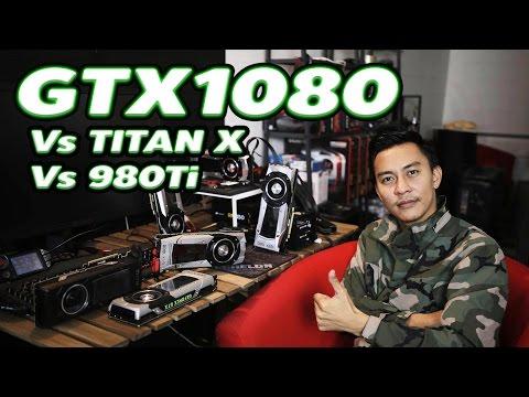 Nvidia GTX 1080 vs TitanX vs 980Ti [6700K 4.6GHz] รีวิว by ThxCom [Doom+NFS 4K]