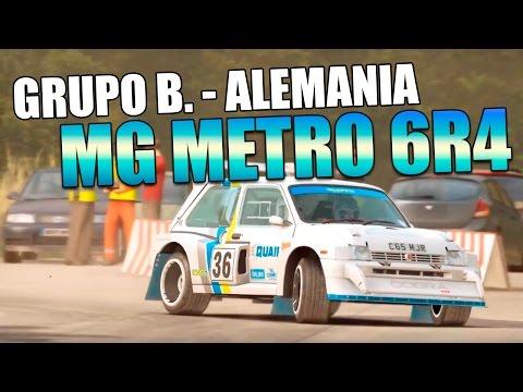Dirt Rally || MG Metro 6R4 | Alemania