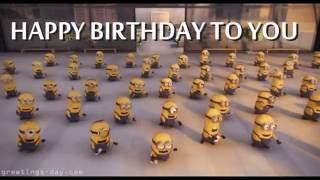 GIF Animation - Happy Birthday To you