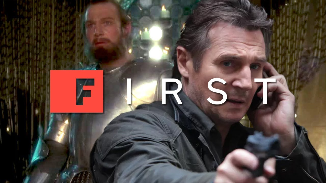 Liam Neeson: How I Became an Action Hero – IGN First