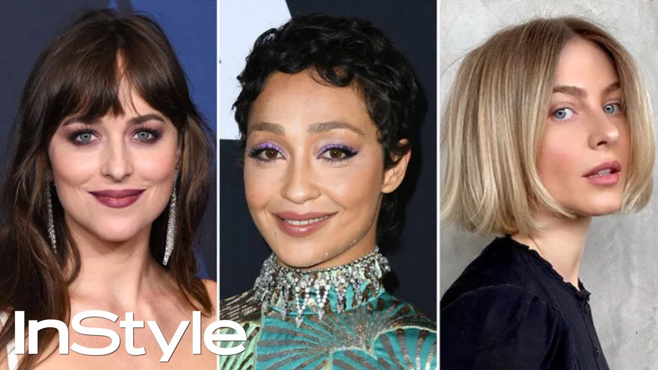 The 5 Haircut Trends That Will Dominate 5  InStyle