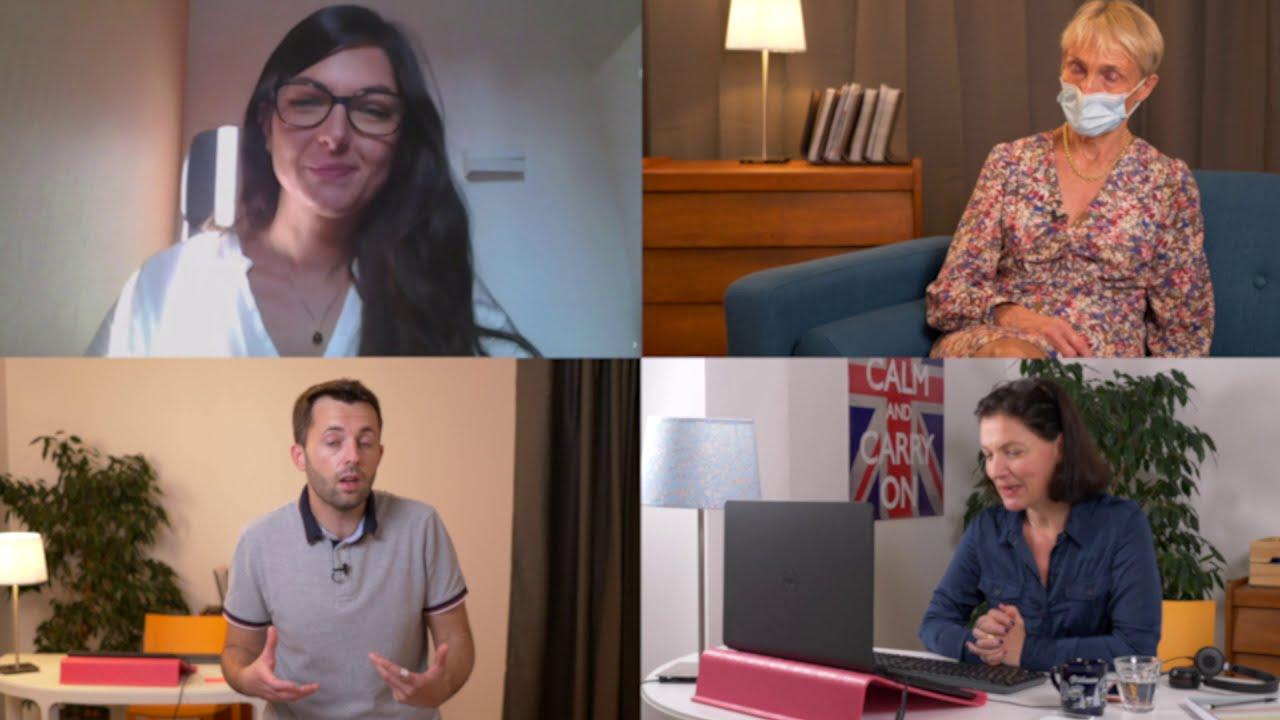 Web Conférence théâtralisée « Addictions… Et si on parlait ? »