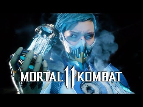 Mortal Kombat 11 - Official Frost Gameplay Reveal & Moves Breakdown