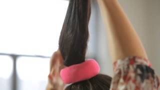 Sunsilk Hair Play - Sock Bun