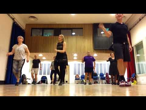 DRURY LANE TAP DANCE - Pink Panther - General Class routine