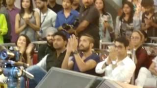 """Anupom Roy Performance"" (Zulfiqar movie's music launch at Acropolis Mall (23.9.2016)"