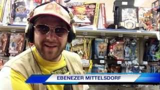 """Wwe Action Insider: Toysrus Target Toy Hunt Epic Fail Wrestling Figure Aisle Store """"grims Toy Show"""""""