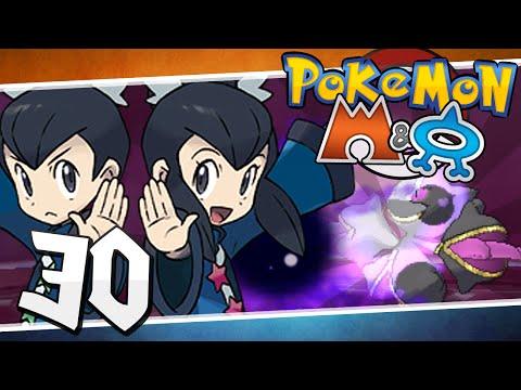 Pokémon Omega Ruby And Alpha Sapphire - Episode 30 | Mossdeep Gym Liza And Tate!