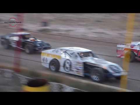 Wild Bill's Raceway 305 Modified Heat Race 9/2/16