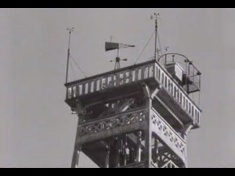 Weersverwachting van de KNMI (1948)