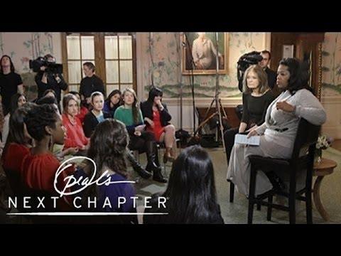 Glora Steinem Discusses Marriage | Oprah's Next Chapter | Oprah Winfrey Network