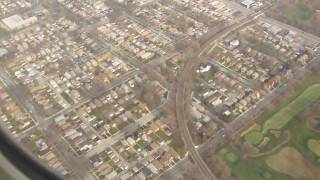 Landing at Chicago - Midway Airport (MDW)