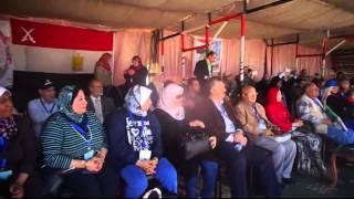 قناة السويس الجديدة : القافلة الطبية لجامعة القاهرة فى قناة السويس الجديدة