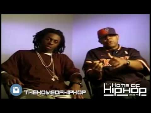 #TBT Lil Wayne in 2004 Talking About the Release of 'Tha Carter'