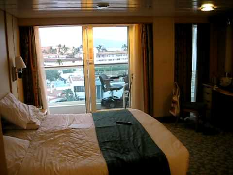 Mariner of the seas cabin mexico 2010 youtube - Mariner of the seas interior stateroom ...