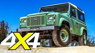 Land Rover Defender 90 Heritage Edition | Road test | 4X4 Australia