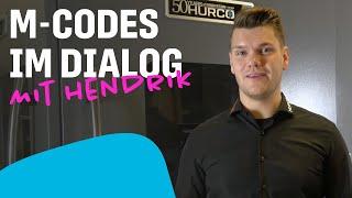 Tutorial - M-Codes im Dialog