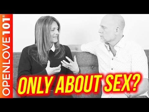 Is Consensual Non-Monogamy All About Sex?